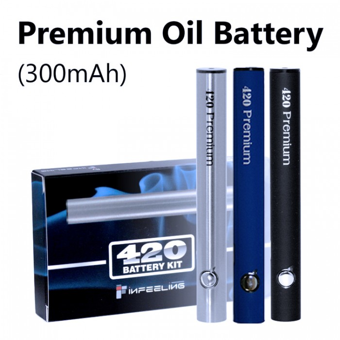 Premium Oil Battery (300mAh)