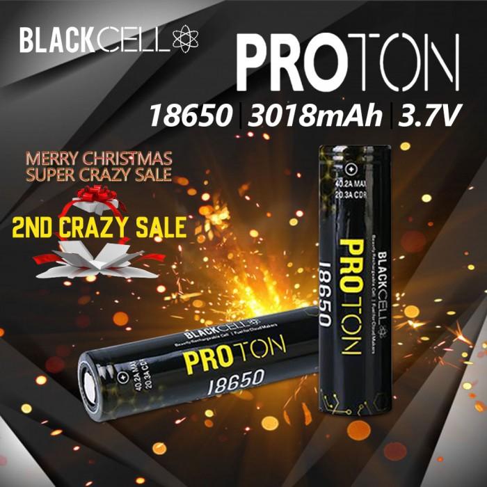 Blackcell 18650 PROTON Battery_1 PC