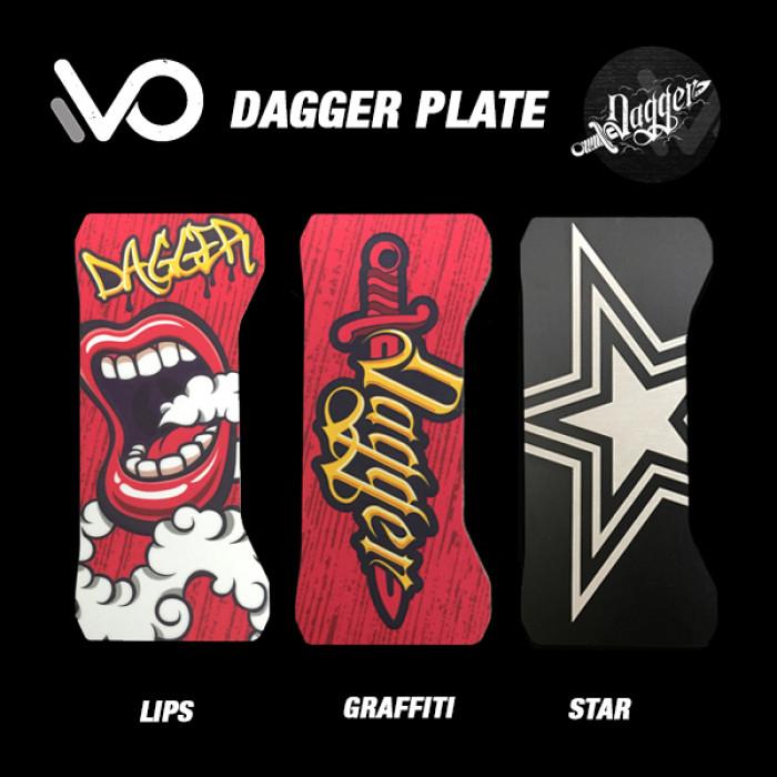 VO Tech Dagger Plate