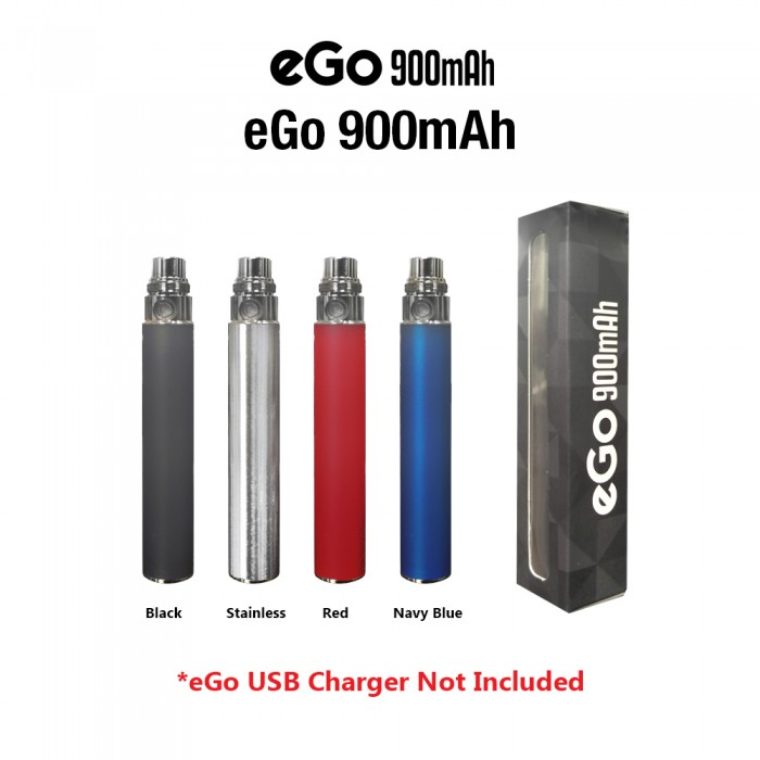 eGO 900mah Battery (No USB charger)