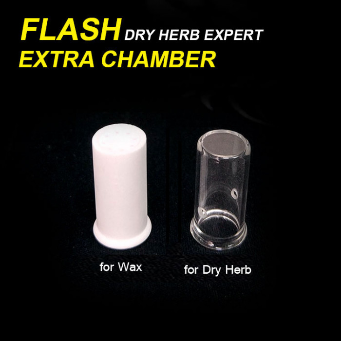 Flash Dry Herb - Extra Chamber