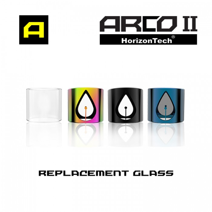 Horizon Arco II - Replacement Glass Tube (1pc)