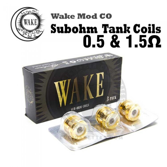 Wake Mod CO. Wake Subohm Tank Coils
