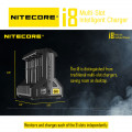 Nitecore - I8 Intelligent Charger