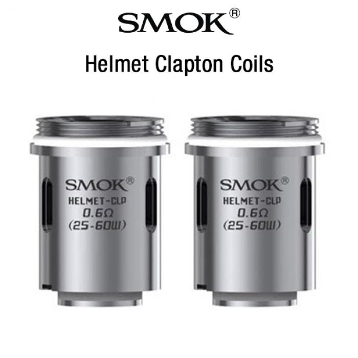 Smok Helmet Clapton Coils