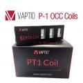 Vaptio P-1 OCC Coils