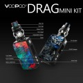 VOOPOO DRAG MINI Kit with UFORCE T2 Tank
