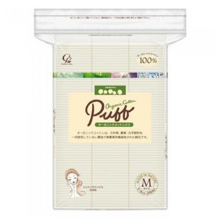 Cotton Labo ORGANIC Cotton Puff