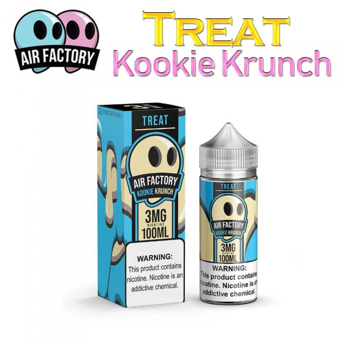 Air Factory_Treat_Kookie Krunch - 100ml