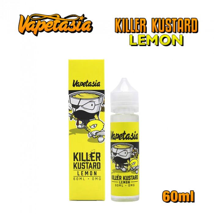 Vapetasia Killer Kustard Lemon - 60ml