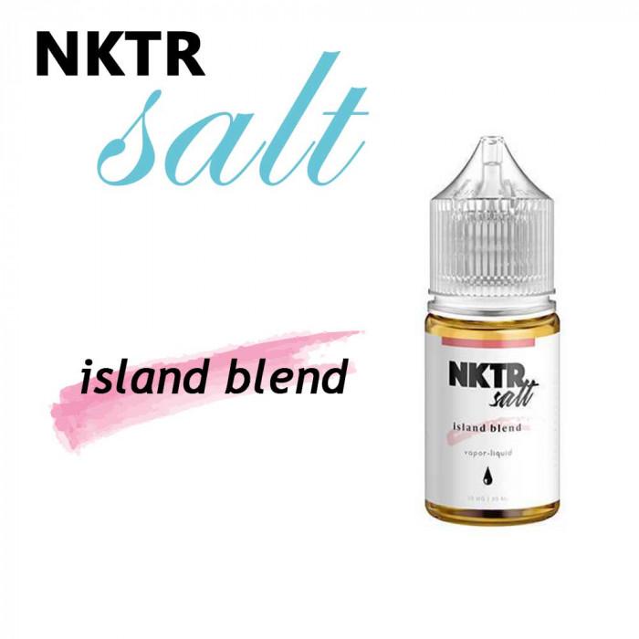 NKTR Salt island blend _ 30ml