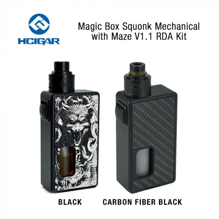 Hcigar Magic Box Squonk
