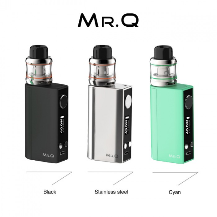 SMY - MR.Q 40W Kit - Clearance (box might be open)