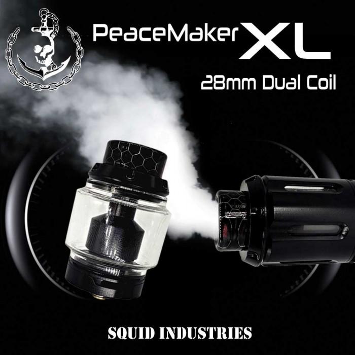 Squid Industries _ PeaceMaker  XL _28mm _ Double Deck (MSRP $47.99)