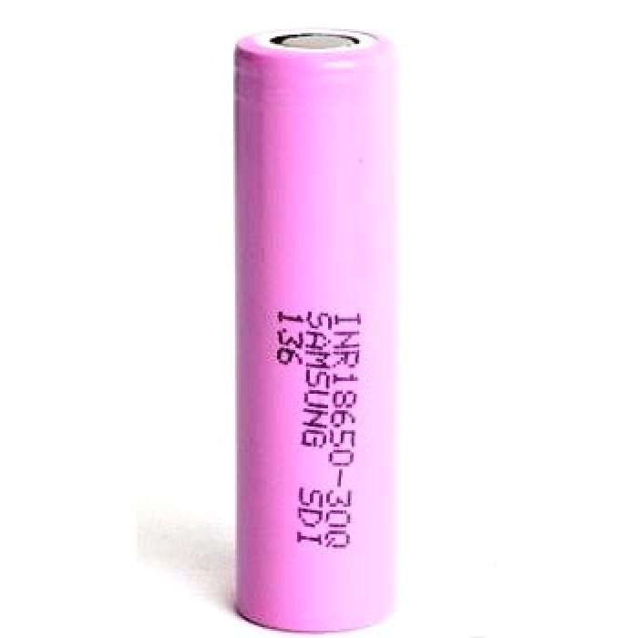 Samsung 30Q  3000mAh INR18650 Battery 1pc