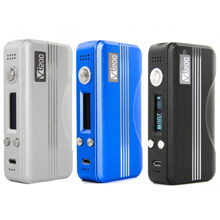 Hcigar VT200 Evolv DNA200  TC Box Mod 200W