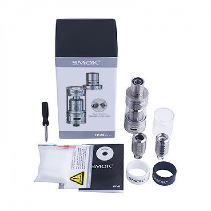 Smok TFV4 Mini Kit- SS - Clearance